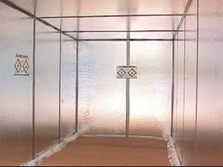 Kit In Dry Isolation Thermique De Conteneur Climatainer